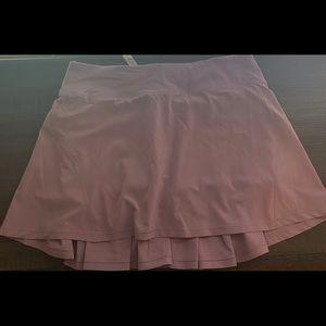 lululemon skirt- worn 1 time